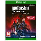 Spēle priekš Xbox One Wolfenstein: Youngblood Deluxe Edition