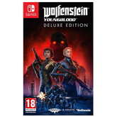 Игра для Nintendo Switch Wolfenstein: Youngblood Deluxe Edition