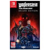 Spēle priekš Nintendo Switch Wolfenstein: Youngblood Deluxe Edition