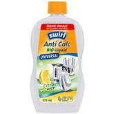 Atkaļķošanas līdzeklis Anti Calc Bio-Liquid Universal, Swirl