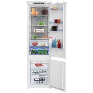 Iebūvējams ledusskapis, Beko / augstums: 193.5 cm