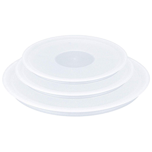 Set of plastic lids Tefal Ingenio 16/18/20 cm L9019222