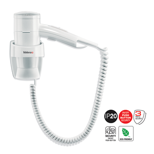Wall-mounted hair dryer Valera Premium 1200 Super 533.03/038A