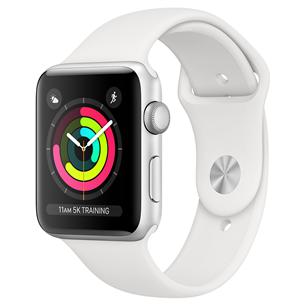 Viedpulkstenis Apple Watch Series 3 / GPS / 38 mm