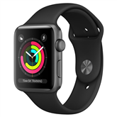 Viedpulkstenis Apple Watch Series 3 GPS (42 mm)