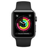 Viedpulkstenis Apple Watch Series 3 / GPS / 42 mm