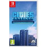 Игра для Nintendo Switch, Cities: Skylines