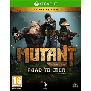 Spēle priekš Xbox One Mutant Year Zero: Road to Eden Deluxe Edition