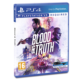 PS4 VR game Blood & Truth