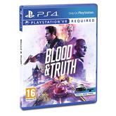 Spēle priekš PlayStation 4 VR Blood & Truth