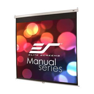 Projektoru ekrāns M136XWS1, Elite Screens / 1:1