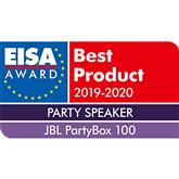 Mūzikas sistēma PartyBox 100, JBL