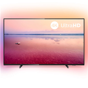 70 Ultra HD 4K LED televizors, Philips