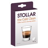 Tīrīšanas tabletes kafijas automātiem the Café Clean, Stollar