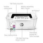 Printeris LaserJet Pro M15w Wireless, HP