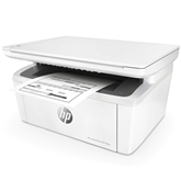 Daudzfunkciju lāzerprinteris LaserJet Pro MFP M28a, HP