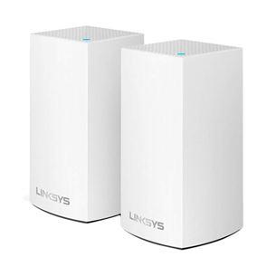 Bezvadu rūteris Velop Intelligent Mesh WiFi System, Linksys / 2 gab