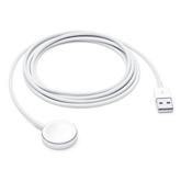 Uzlādes kabelis ar magnēta stiprinājumu priekš Apple Watch / 2m