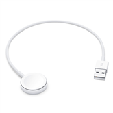 Uzlādes kabelis ar magnēta stiprinājumu priekš Apple Watch / 0.3m, USB-C