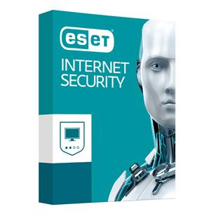 ESET Internet Security / 2 lietotāji, 12M,18M renew