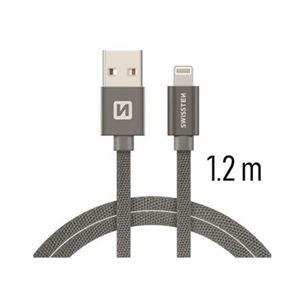 Vads QuickCharge USB-Lightening, Swissten