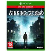 Игра для Xbox One, The Sinking City