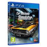 Spēle priekš PlayStation 4, Car Mechanic Simulator