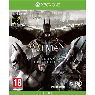 Игра Batman: Arkham Collection для Xbox One