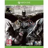 Spēle priekš Xbox One Batman: Arkham Collection