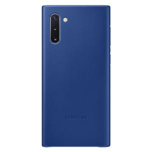 Ādas apvalks priekš Galaxy Note 10, Samsung