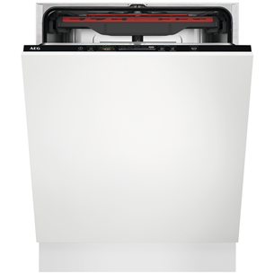 Iebūvējama trauku mazgājamā mašīna, AEG / 14 komplektiem FSB53907Z