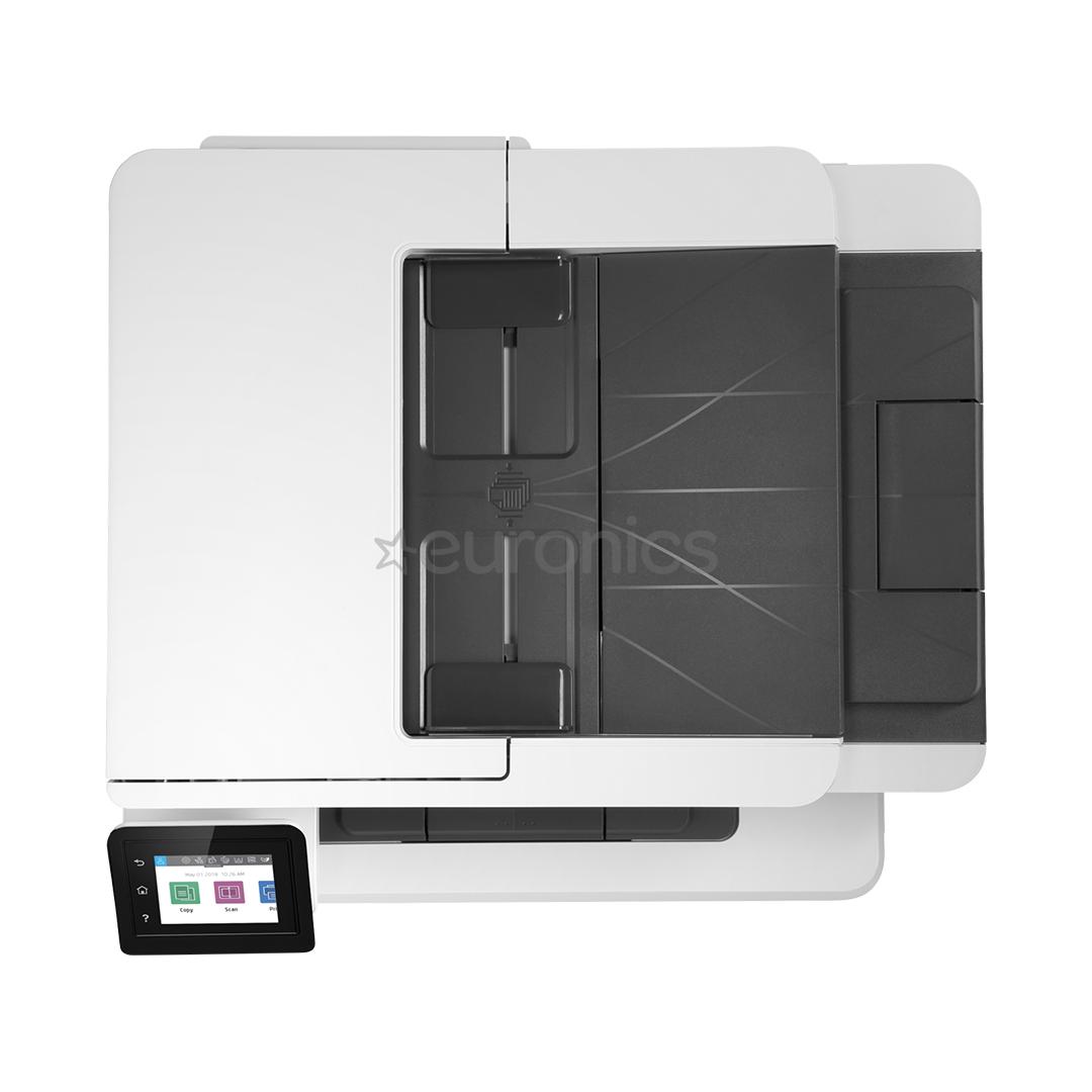 Многофункциональный лазерный принтер HP LaserJet Pro MFP M428dw