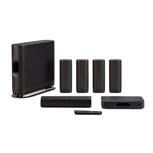 Wireless 5.1 speaker set Harman Kardon Surround HKSURROUNDBLKEP
