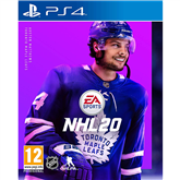 Игра для PlayStation 4, NHL 20