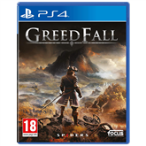 Spēle priekš PlayStation 4 GreedFall