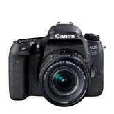 Digitālā spoguļkamera EOS 77D + objektīvs EF-S 18-55mm IS STM, Canon