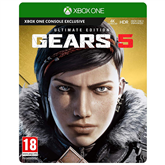 Игра для Xbox One, Gears of War 5 Ultimate Edition