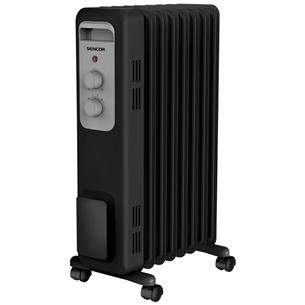Eļļas radiators, Sencor SOH3307BK