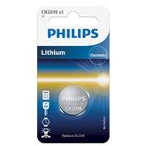 Battery Philips CR2016 3 V Lithium