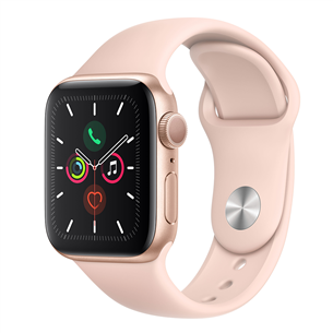Viedpulkstenis Apple Watch Series 5 / GPS / 40 mm