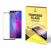 Защитное стекло Full Glue 5D Tempered Glass для Huawei P30 Pro, Mocco