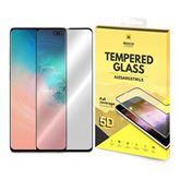 Защитное стекло Full Glue 5D Tempered Glass для Galaxy A70, Mocco