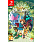 Spēle priekš Nintendo Switch, Ni No Kuni: Wrath of the White Witch
