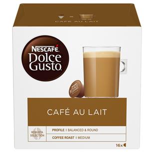 Coffee capsule Nescafe Dolce Gusto Café Au Lait 7613033174704