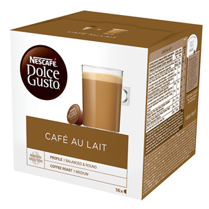 Kafijas kapsulas Nescafe Dolce Gusto Café Au Lait