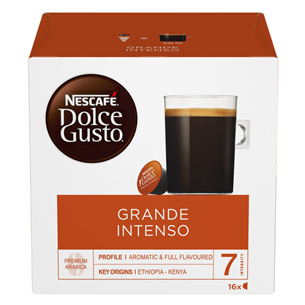 Kafijas kapsulas Nescafe Dolce Gusto Grande Intenso