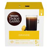Coffee capsules Nescafe Dolce Gusto Grande Nestle