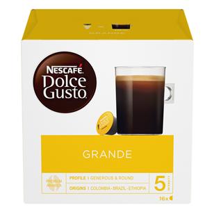 Coffee capsules Nescafe Dolce Gusto NDG Grande 7613032584573