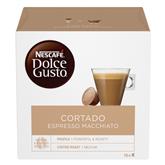 Kafijas kapsulas Nescafe Dolce Gusto Cortado