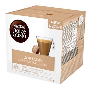 Кофейные капсулы escafe Dolce Gusto Cortado